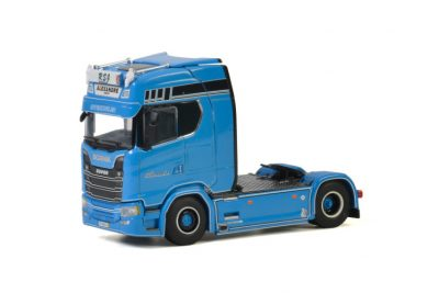 RSJ Transportes SCANIA S HIGHLINE CS20H 4×2 , Van WSI Models