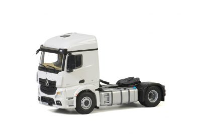 White Line MERCEDES BENZ ACTROS MP4 2.300 MM STREAM SPACE 4×2 , Van WSI Models