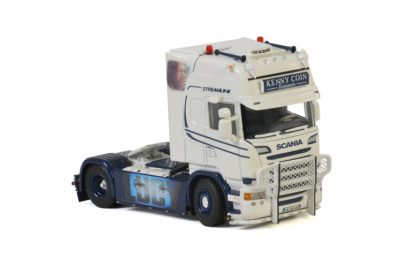 Kenny Coin Transports SCANIA STREAMLINE TOPLINE 4X2 , Van WSI Models