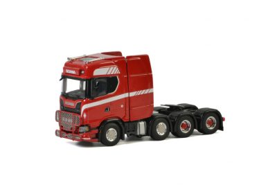 Premium Line SCANIA S HIGHLINE CS20H 8×4 , Van WSI Models