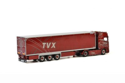 TVX SCANIA S HIGHLINE CS20H 4×2 REEFER TRAILER – 3 AXLE , Van WSI Models