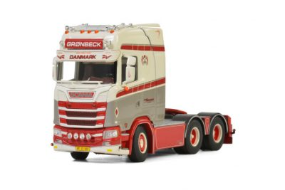 Gronbeck SCANIA S HIGHLINE CS20H 6×2 TAG AXLE , van WSI Models