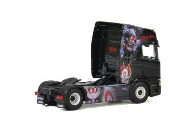Kaiko Transporte SCANIA R HIGHLINE CR20H 4X2 , van WSI Models