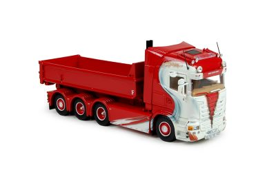 Tekno Scania Glenn Johns