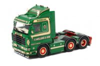 Tom Wellens Scania 3 streamline 6x2 voorloop as , Van WSI Models