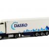 Dasko Volvo FH2 / Koeloplegger , Van WSI Models