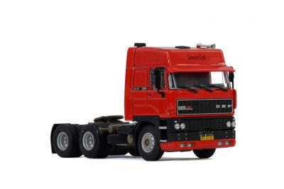 Premium Line DAF 3300 SPACE CAB 6X4 , Van WSI Models