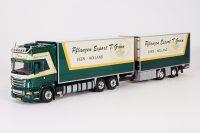 Tekno 61852 Teun Groen Scania wip car combi