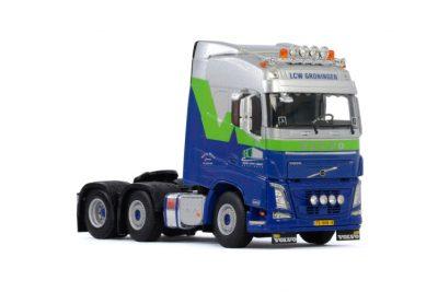 Van der Wielen VOLVO FH4 GLOBETROTTER 6X2 TWIN STEER , Van WSI Models