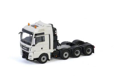White Line MAN TGX XXL EURO 6C (FACELIFT) 8X4 , Van WSI Models