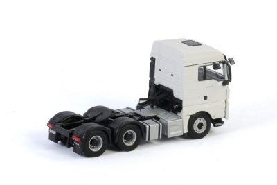 White Line MAN TGX XLX EURO 6C (FACELIFT) 6X4 , Van WSI Models