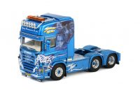 Benny Rasmussen Scania R(5) Topline 6x2 sleep as , Van WSI Models