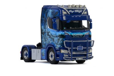 Ingo Dinges SCANIA S HIGHLINE | CS20H 4X2 , Van WSI Models