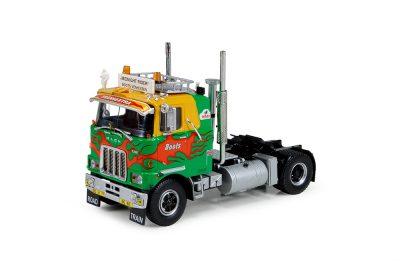 Tekno – Boots Transport , Van WSI Models