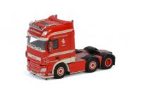 Ole Christensen DAF XF SUPER SPACE CAB 6X2 TWINSTEER , Van WSI Models