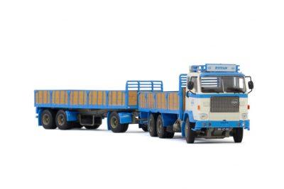 Premium Line VOLVO F88 RESIN COMBI – 6 AXLE , Van WSI Models