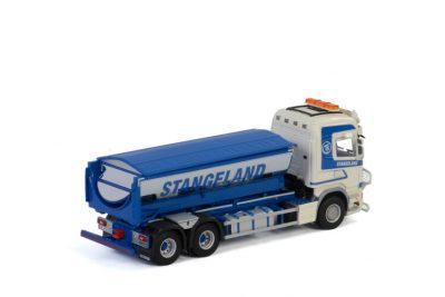 tangeland SCANIA STREAMLINE HIGHLINE 6X2 TAG AXLE HOOKLIFT SYSTEM , Van WSI Models
