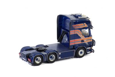 ABS Transport SCANIA STREAMLINE TOPLINE 6×2 TAG AXLE , Van WSI Models