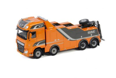 DAF Trucks DAF XF SUPER SPACE CAB WRECKER 8X4 , Van WSI Models