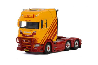 VSB Groep BV SCANIA S HIGHLINE | CS20H 6X2 TAG AXLE , Van WSI Models
