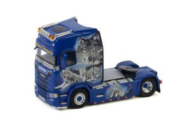 Waßmer Transporte E.K. SCANIA S HIGHLINE   CS20H 4X2 , Van WSI Models