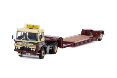 Van Maanen DAF 2600 4×2 LOWLOADER ODU – 1 AXLE , Van WSI Models