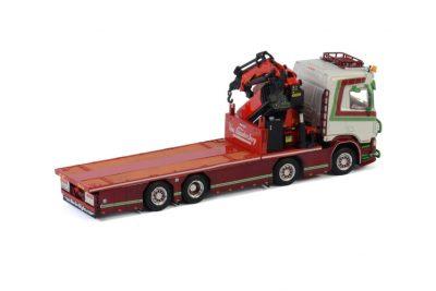 Transport Van Caudenberg SCANIA R NORMAL | CR20N 8X2 PALFINGER PK 92002 SH , Van WSI Models