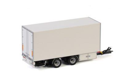 White Line CENTRE – AXLED DRAWBAR | BOX TRAILER – 2 AXLE , Van WSI Models