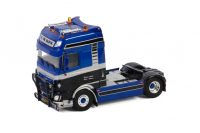 Roland de Block DAF XF SUPER SPACE CAB MY2017 4X2 , Van WSI Models