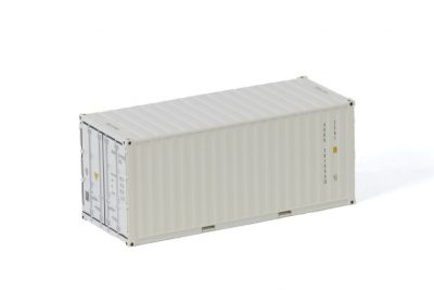 White Line 20 FT CONTAINER , Van WSI Models