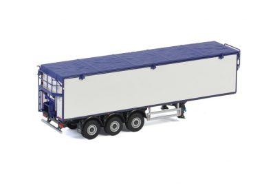 White Line BELT TRAILER – 3 AXLE , Van WSI Models