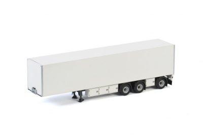 White Line BOX TRAILER – 3 AXLE , Van WSI Models