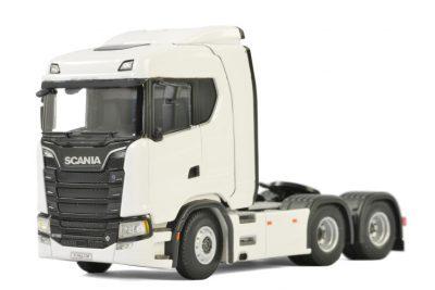 White Line SCANIA S NORMAL CS20N 6×2 TAG AXLE , Van WSI Models