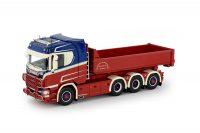 Tekno Kalsereds Scania met afzetcontainer.
