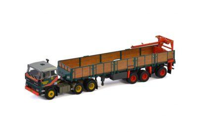 Hendriks Lobith DAF 3300 6X4 BRICK TRAILER – 3 AXLE , Van WSI Models