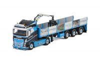 WSI Volvo FH4 PWT Cargo -steenoplegger