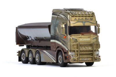 Per Broddes SCANIA R HIGHLINE | CR20H 8X4 HOOKLIFT SYSTEM , Van WSI Models