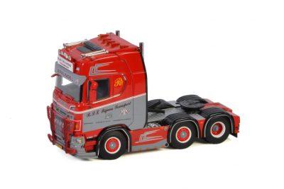 R.S.T. Rijvers Transport SCANIA S HIGHLINE 6X2 TWINSTEER , Van WSI Models