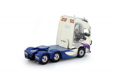 Tekno –  Kinghs Transport , Van Tekno Models