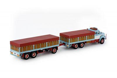 Tekno –  Scania 75 Combi , Van Tekno Models