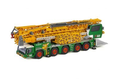 Koninklijke Saan (Giraffe) LIEBHERR MK140 , Van WSI Models
