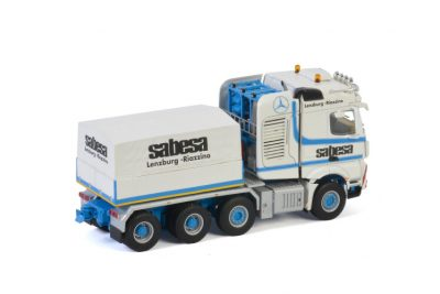 Sabesa SA MERCEDES-BENZ AROCS MP4 2.300MM STREAM SPACE 8X6 , Van WSI Models
