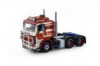 Tekno - 76811 - Scania van Jamie Holey uit de UK