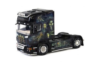 Berthold Scania R(6) Topline 4×2 , Van WSI Models
