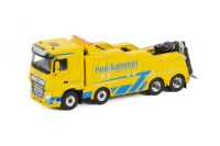 Hooikammer DAF XF SUPER CAB MY2017 8X4 FALKOM , Van WSI Models