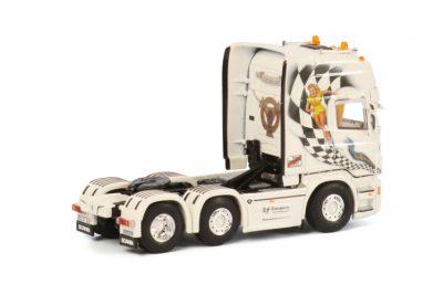 LF Transporte SCANIA R6 TOPLINE 6×2 TWIN STEER , Van WSI Models
