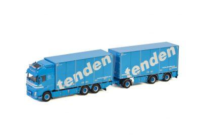 Tenden VOLVO FH4 GLOBETROTTER XL 6X2 TAG AXLE RIGED | TRUCK | DRAWBAR | , Van WSI Models
