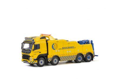 Van den Boogaard VOLVO FMX GLOBETROTTER 8X4 WRECKER , Van WSI Models