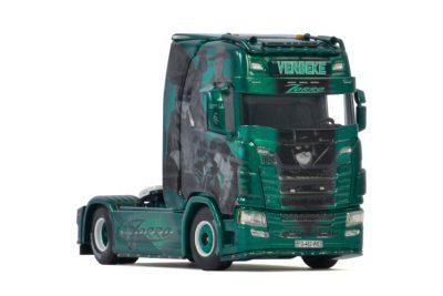 Verbeke SCANIA S HIGHLINE | CS20H 4X2 , Van WSI Models
