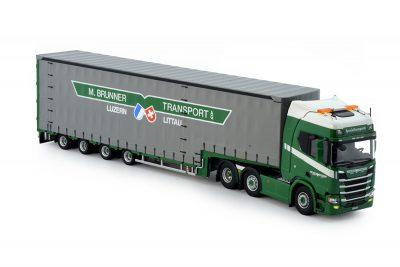 Tekno – 72531 – Brunner , Scania